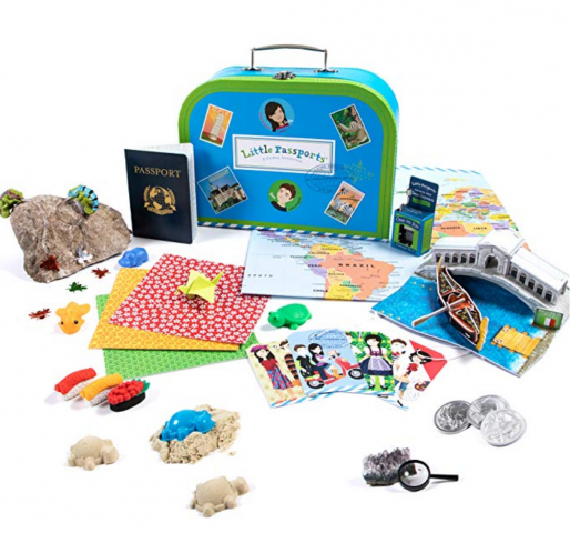 2. Little Passports World Edition - Kids Subscription Box