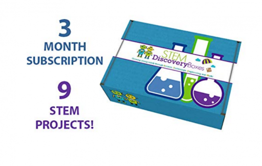 3. STEM Discovery Boxes