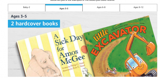 4. Prime Book Kids Subscription Box