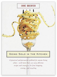 1. Going Solo in the Kitchen – Jane Doerfer