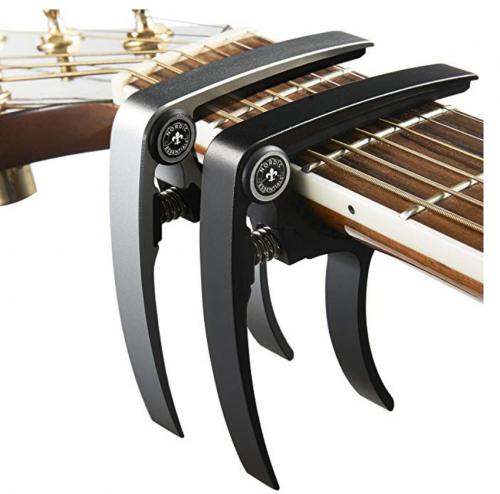 Gifts for guitar players Nordic Essentials Aluminum Guitar Capos