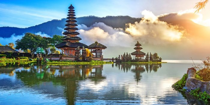 Best places for solo travelers: Bali, Indonesia