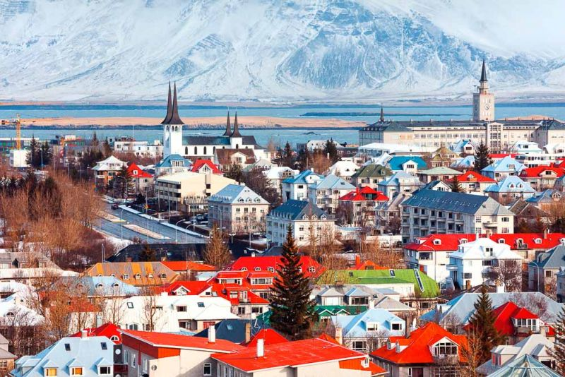 Best places to travel alone: Reykjavik, Iceland