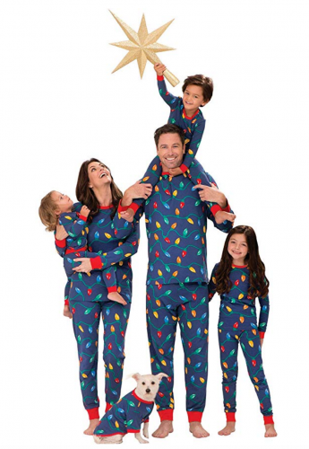 ajamaGram Matching Family Christmas Pajamas