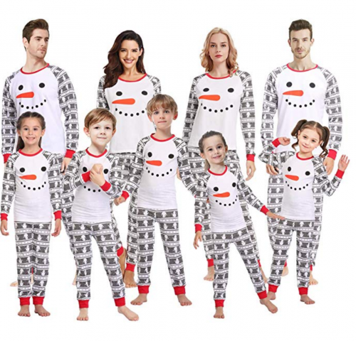 IF Family Christmas Family Matching Pajamas Set