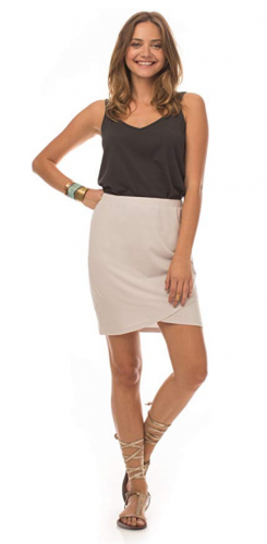 Synergy Organic Clothing Recycled Poly Petal Skirt