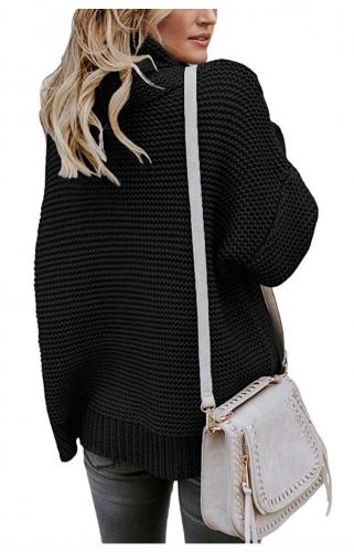 Asvivid Chunky Knit Pullover