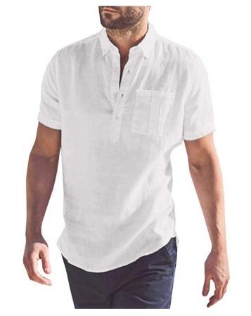 Pengfei Linen Casual Shirt