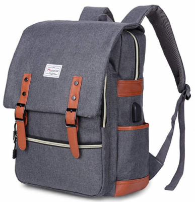 Best backpacks for work: Modoker Vintage Backpack