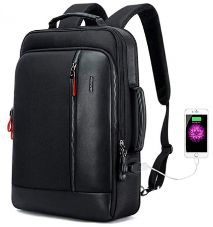 Best backpacks for work: BOPAI Anti Theft Business Bag