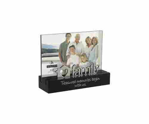 Malden International Designs – Family Desktop With Picture Frame