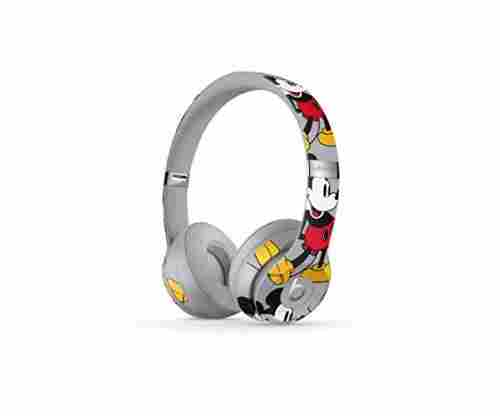 Beats Solo3 Wireless Headphones – Mickey's 90th Anniversary Edition