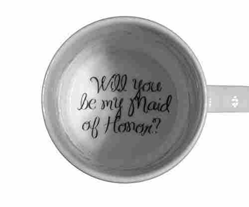 TopMug 'Will You Be My Maid of Honor' Coffee Mug