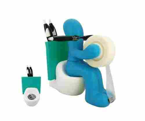 Butt Supply Station Desk Accessory Holder by KitoDesign