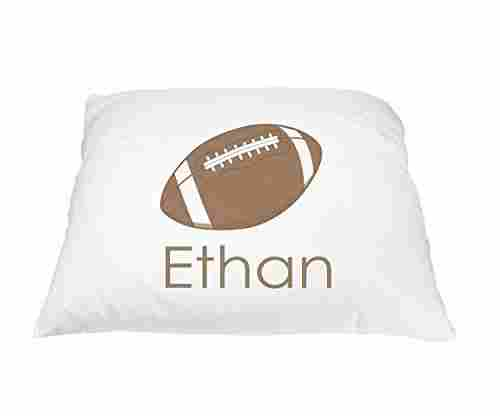 Personalized Kid's Football Sports Pillowcase