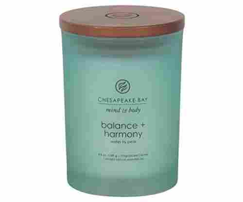 Chesapeake Bay Candle Scented Candle: Balance + Harmony (Water Lily Pear)
