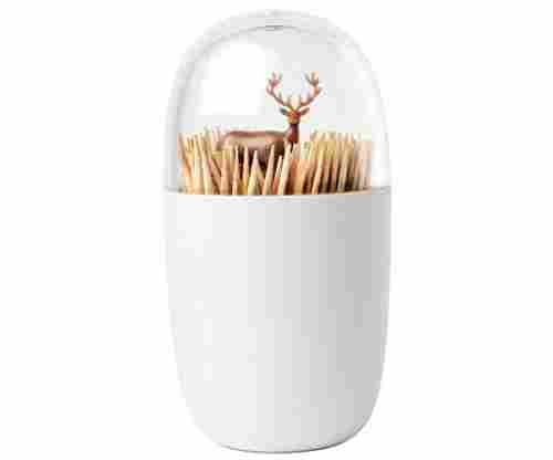 Deer Meadow Toothpick Holder by Qualy Design