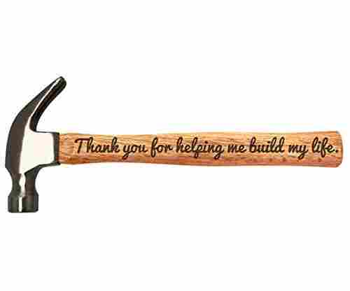 Steel Hammer: Thank You for Helping Me Build My Life