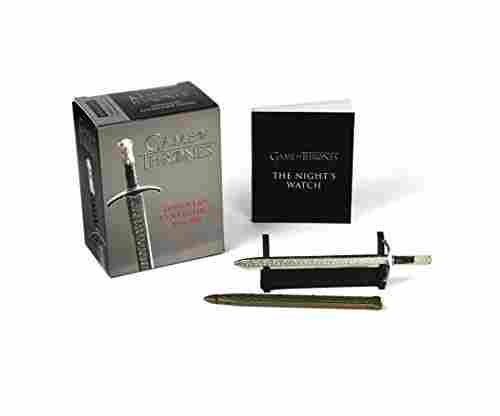 Game of Thrones: Longclaw Collectible Sword of Jon Snow