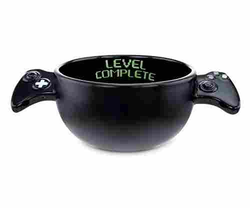 """Level Complete"" Gamer Bowl"