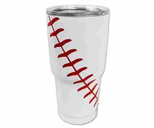 Baseball Tumbler Cup