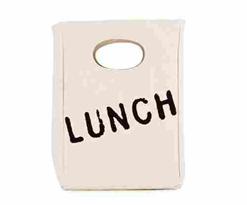 Fluf Organic Cotton Lunch Bag
