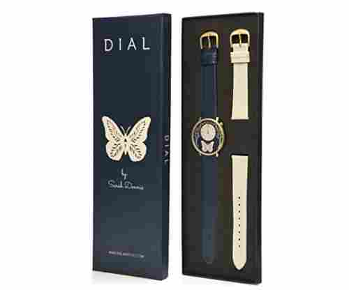 Dial by Sarah Dennis – Artist Designed Women's Watch