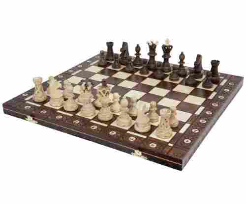 Ambassador European Chess Board Game