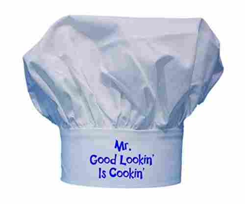 Chef Hats – Mr Good Lookin' Is Cookin'