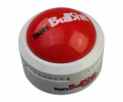 Talkie Toys Products That's Bullshit Button