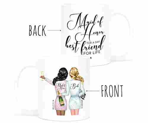 Coffee Mug for a Bridesmaid