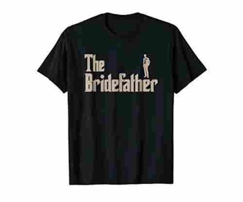 Men's Great Father of the Bride Tee