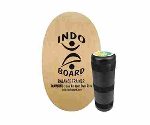 Indo Board – Original Balance Board for Fun and Challenging Fitness