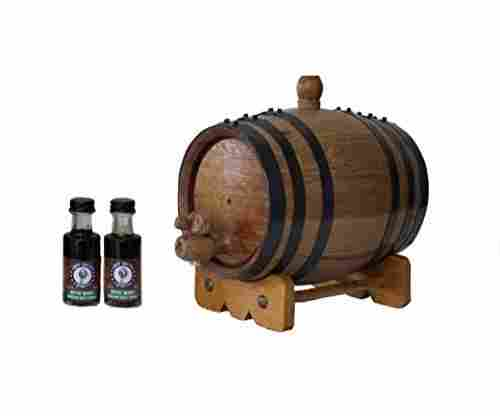1 Liter American White Oak Barrel Whiskey Kit