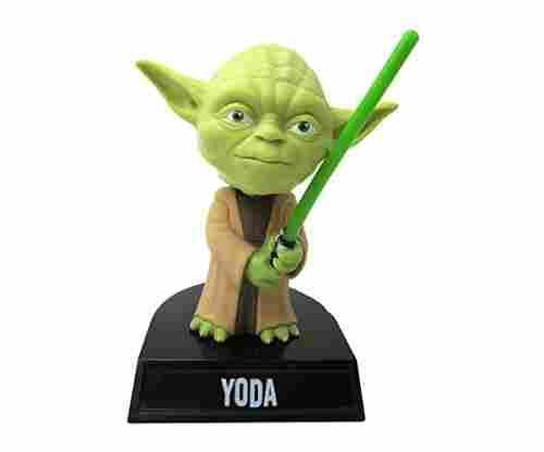 Funko Yoda Bobble – Head Accessory For Star Wars Fans