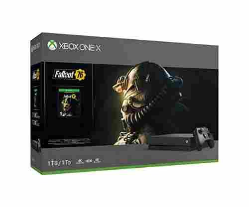 Xbox One X 1TB Console – Fallout 76 Bundle