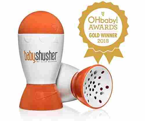 Baby Shusher for Babies – Sleep Miracle Soother Sound Machine