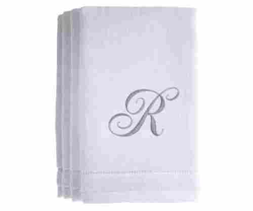 Monogrammed Super Soft Towels