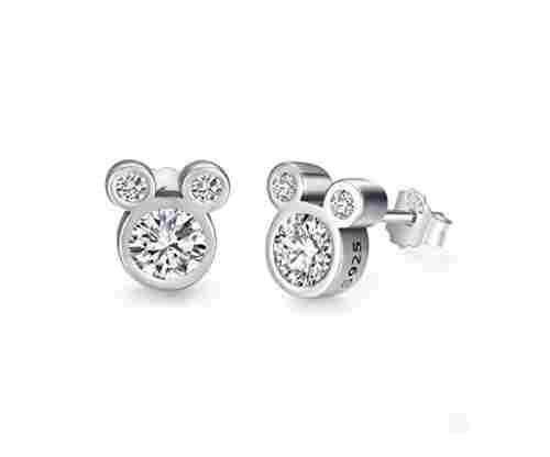 Twenty Plus Disney Mickey Mouse Stud Earrings