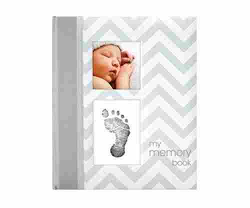 Pearhead Chevron: the Best Baby Memory Book