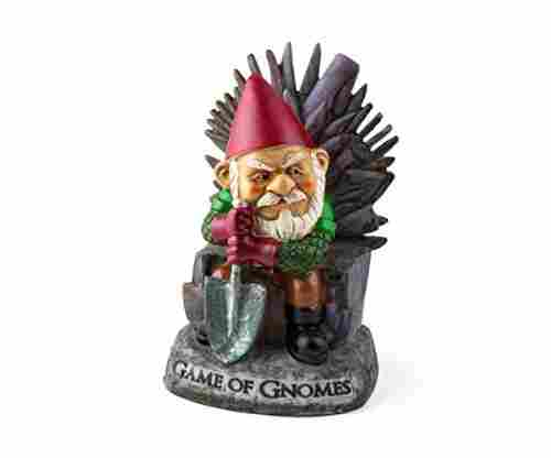 Big Mouth Toys – Game of Gnomes Garden Gnome Statue