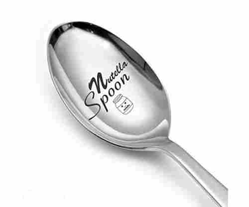 Nutella Engraved Spoon