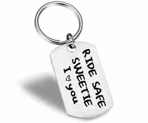 Drive Safe – Keychain