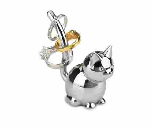 Umbra Zoola Cat Ring Holder Reviewed