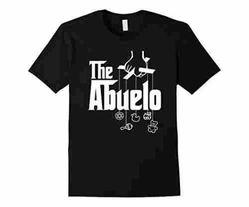 Men's The Abuelo! Spanish Grandfather T-Shirt