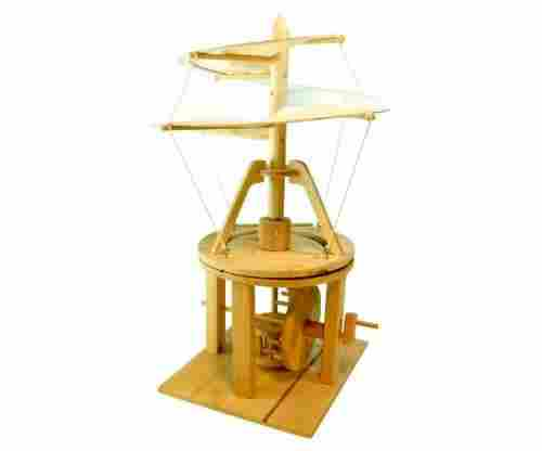 Leonardo DaVinci Helicopter Model