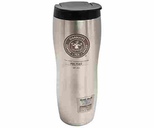 Starbucks Pike Place Concord Double-Walled Stainless Tumbler