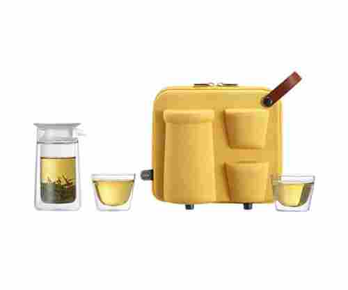 Mobile Moon Portable Tea Set