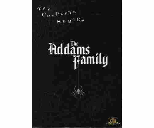 The Addams Family – The Complete Series