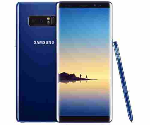 Samsung Galaxy Note 8: Part Phone & Part Notebook